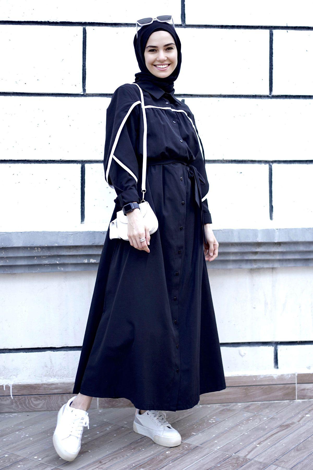 Şeyma'nın Clou Elbise Kombini
