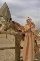 Eda'nın Juliet Poplin Elbise Kombini - Thumbnail