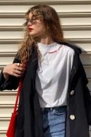 Elif'in Pouvoir T-shirt Kombini - Thumbnail
