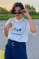 Eda'nın Sunshine T-shirt Kombini - Thumbnail