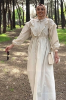 Ebru'nun Juliet Elbise Kombini - Thumbnail