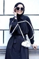 Şeyma'nın Clou Elbise Kombini - Thumbnail