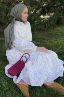 Buse'nin Zeyn Elbise Kombini - Thumbnail