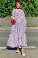 Kübra'nın Zeyn Elbise Kombini - Thumbnail