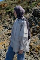 Ahsen'in Juliet Gömlek Kombini - Thumbnail