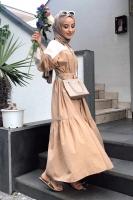 Ceyda'nın Laura Elbise Kombini - Thumbnail
